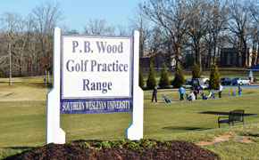 P.B. Wood Golf Practice Range and Putting Green