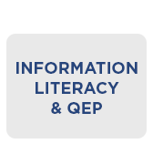 Information Literacy & QEP