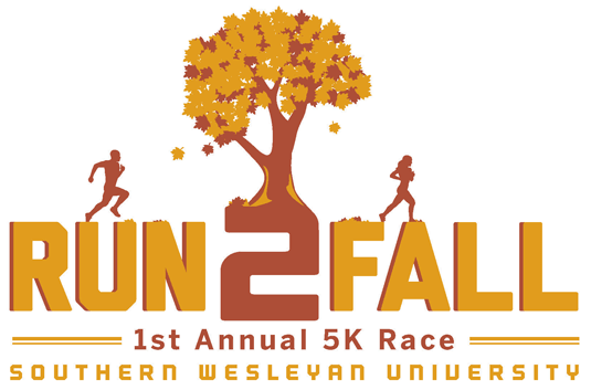 Run 2 Fall Graphic