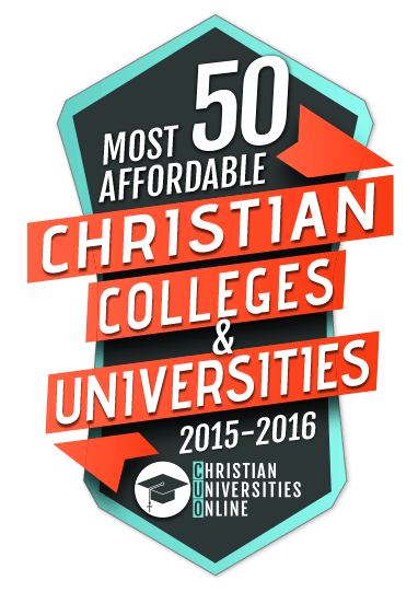 One of 50 most affordable Christian colleges and universities 2015-2016